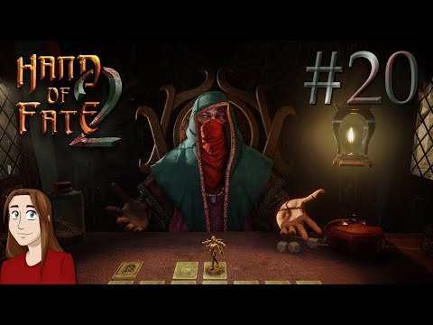 Let's Play Hand of Fate 2 - Episode 20 [Malaclypse's Tale]