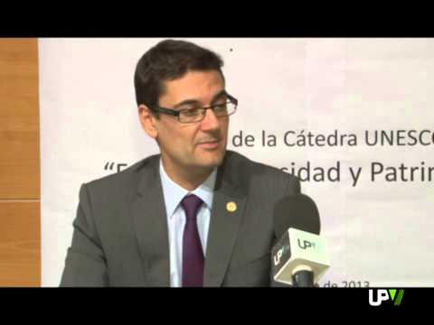 Noticias Destacadas: Cátedra UNESCO Forum universidad y patrimonio [2013-10-07] -- UPV