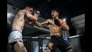 ETERNAL MMA 42 - MIKEY DUNLOP VS CATHAL WHELAN - MMA FIGHT VIDEO