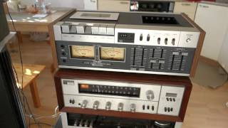 The Fisher 505 T, Grundig HiFi Lautsprecher Box 80, Teac A 450