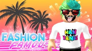 😍 Youtube Pageant | Roblox Fashion Famous