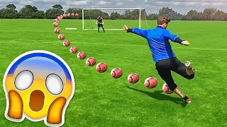 TOP 25 - INSTAGRAM & VINE GOALS & FREE KICKS - VOL.2