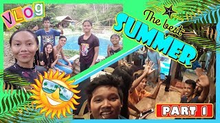 SUMMER VACATION 2018 (PART 1)