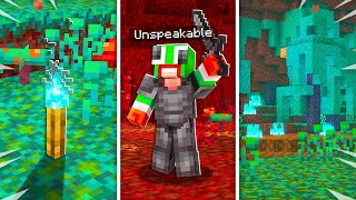 15 *NEW* THINGS ADDED TO MINECRAFT! NETHER 1.16!