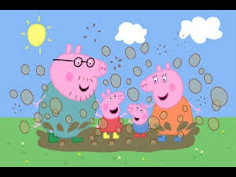 Peppa Pig Learns To Ice Skate