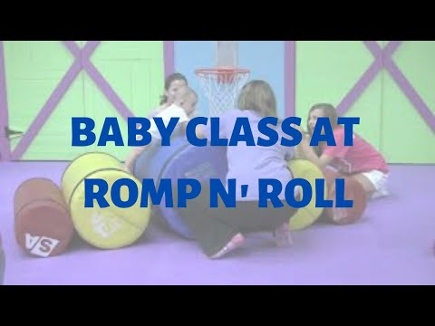 Mommy and Me Classes for Babies - Romp n' Roll