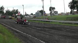 NWMGTPA  King City Missouri pull, 950 Stock Altered Class