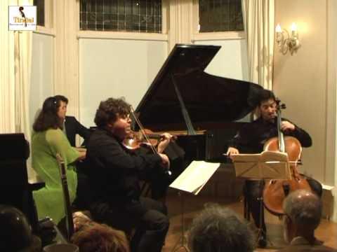 Evelina Vorontsova   Sergey Ostrovsky   Ilja Laporev   Tsjaikovsky   Pianotrio in A minor   Opus 50