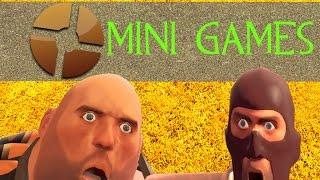 Охренительная игра в Team Fortress 2 #1 •Мини Игры•