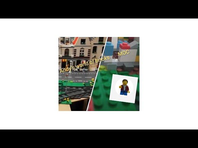 Andys world of bricks MOC