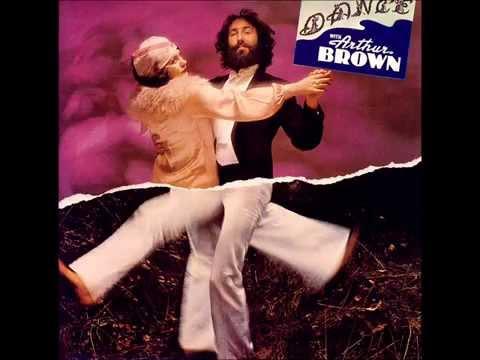 Arthur Brown - Dance (1974)  FULL ALBUM