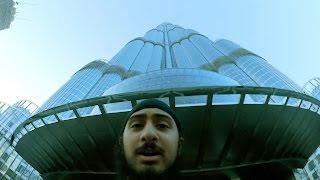 Exclusive tour around the Burj Khalifa Armani hotel