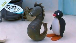 Pingu - Pingu doet een ontdekking
