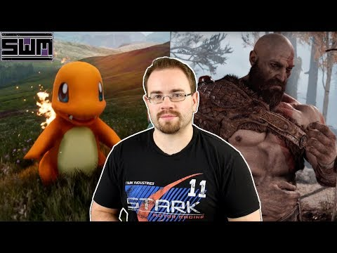 Pokemon Switch in 2018, Big God of War Reviews, Save Back Ups And Your Comments | News Wave WIR