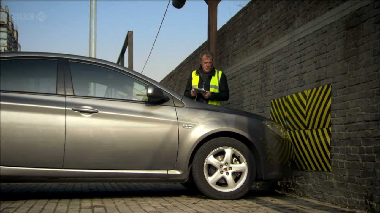 Jeremy Clarkson James May Crash Testing Top Gear Youtube
