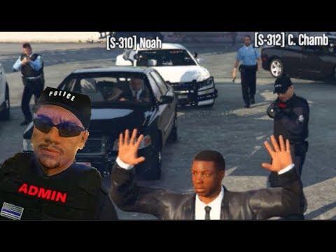 GTA 5 FiveM RP - ADMIN Called in ALL UNITS For This!!?? COPS COPS COPS
