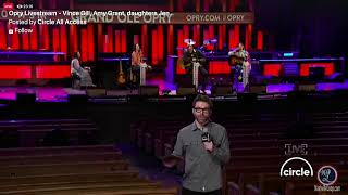 Opry Live With Vince Gill, Amy Grant & Family