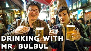 Where to Eat and Drink Soju in Seoul Korea at Night (ft. Mr. Bulbul)