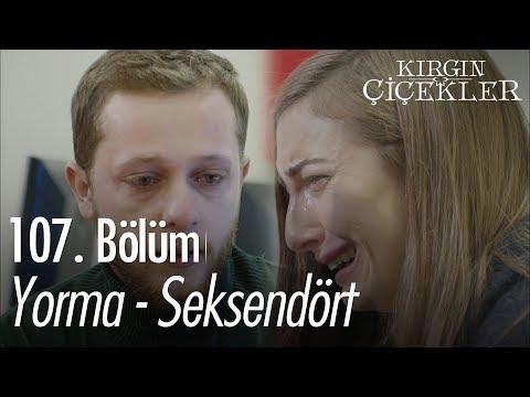 Yorma - Seksendört - Kırgın Çiçekler 107. Bölüm