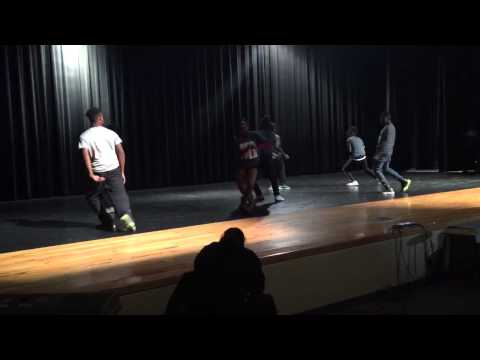 Thurgood Marshall High School Talent Show 2015
