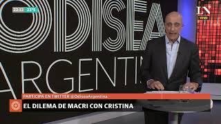 Carlos Pagni: El dilema de Macri con Cristina - Odisea Argentina
