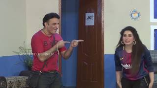 Gulfaam and Qaiser Piya New Stage Drama Full Comedy Clip 2019