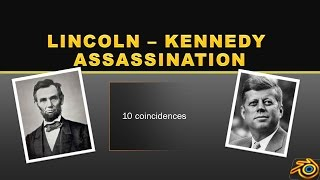 10 coincidences between lincoln and kennedy assassinations