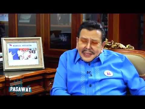 What is Mayor Joseph Estrada's assessment of PNoy? | Bawal ang Pasaway