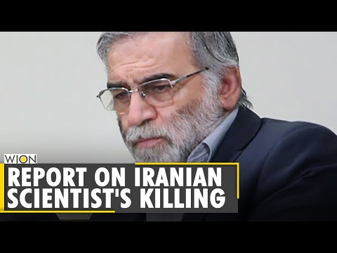 Iranian nuclear scientist killed by one-ton automated gun | World News | English News | WION