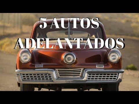 5 Autos Adelantados a su Época - 5 Fracasos Comerciales