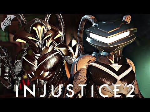 Injustice 2 Online - CRAZY EPIC BLACK MANTA GEAR!