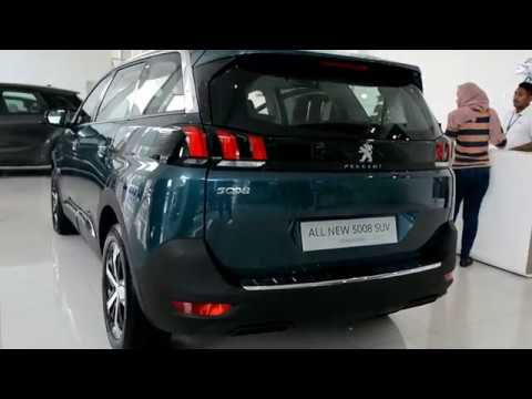 PREVIEW: All-New Peugeot 5008 SUV