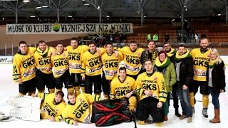HC GKS Katowice - Naprzód Janów 3:7 (0:3, 0:3, 3:1)