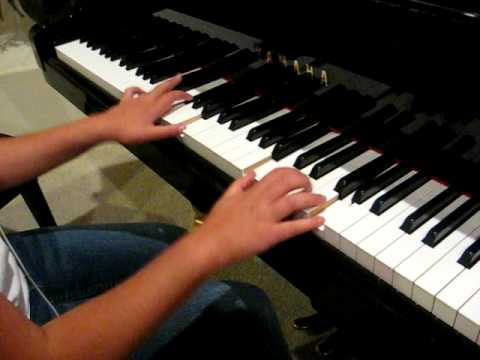 disenchanted- my chemical romance piano cover