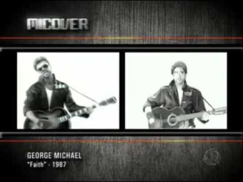 Marcos Mion interpreta George Michael, no Micover #arquivolegendários