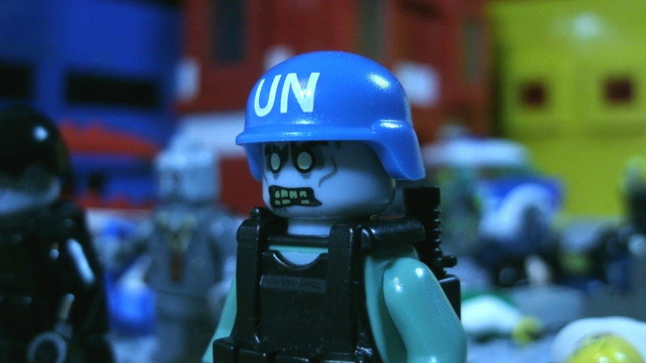 Lego Zombie: The Outbreak - YouTube