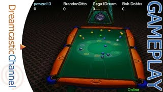 Game Night Highlights: Maximum Pool | 7/18/2018 | Dreamcast Online Multiplayer