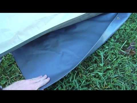 Ground Tarps For Use Under Your Tent While Camping And Backpacking