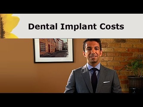 Dental Implant Costs