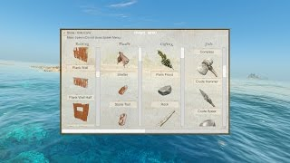 Stranded Deep - How to use Mod Menu (UPDATED JUNE 2017)