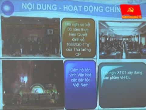 Hướng tới Liên hoan Văn hóa các dân tộc Việt Nam.wmv