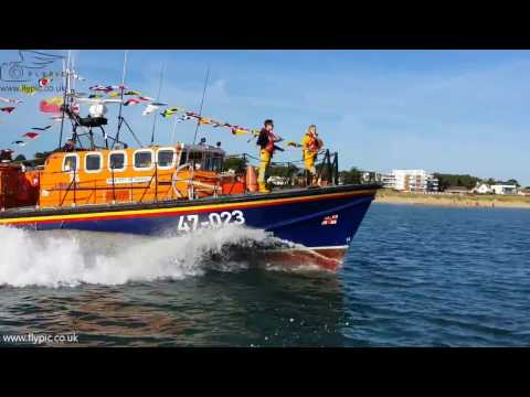 Flypic RNLB City of Sheffield