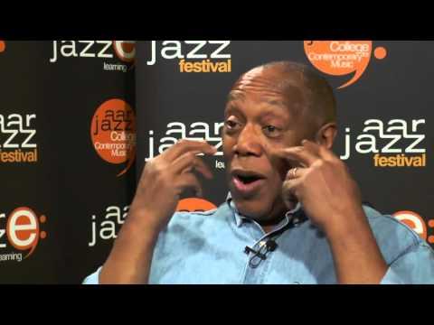 Billy Cobham Interview - Jazzaar Festival 2016
