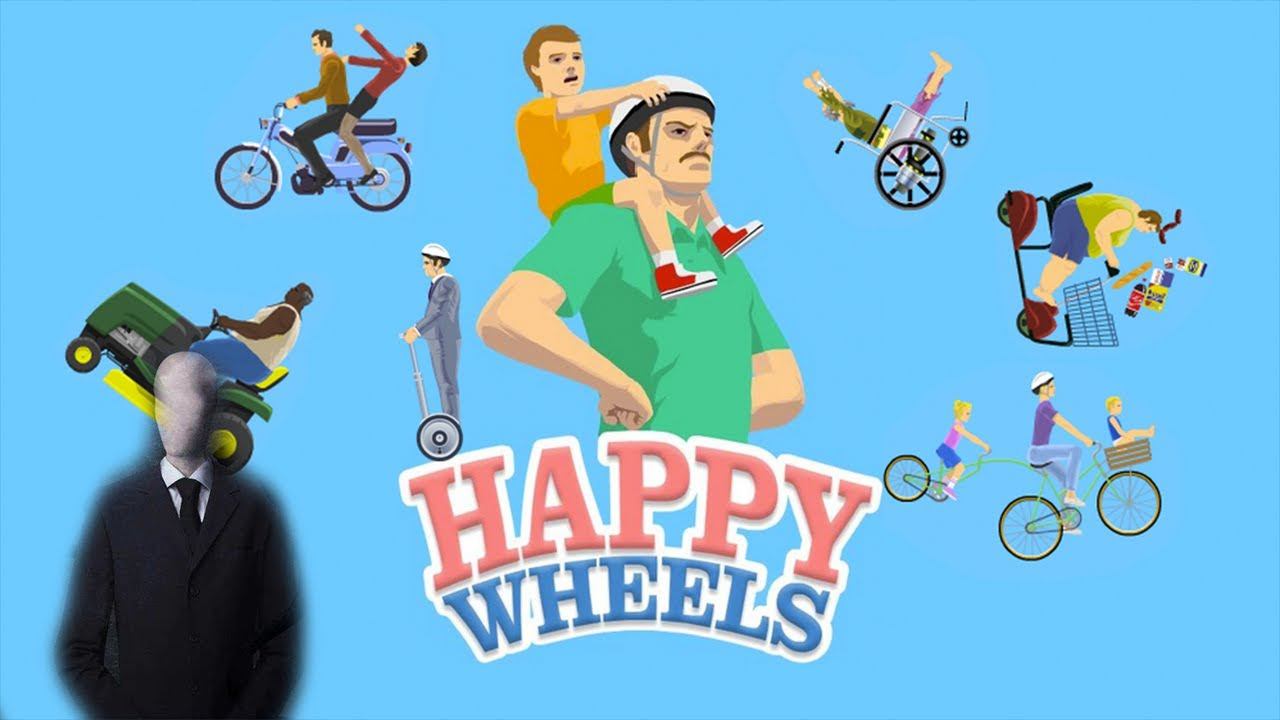 Happy wheels - Happy Wheels 35