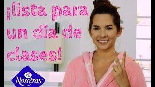 Video ¡Rutina para un día de clases! Nanny by Nosotras download MP3, 3GP, MP4, WEBM, AVI, FLV September 2017