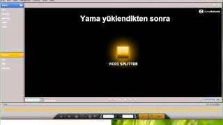 solveigMM Video Splitter Business Edition TR Yama Yükleme