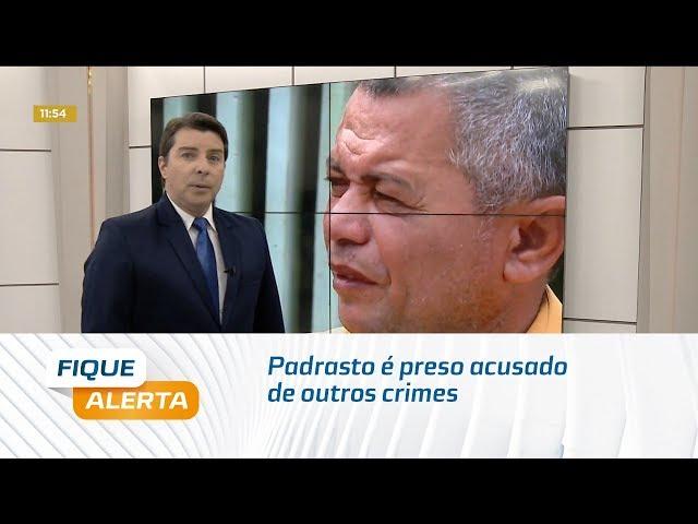 Caso Danilo: Padrasto do menino é preso acusado de outros crimes