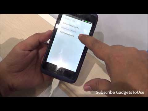 ZTE Open C Hands on, Camera, Features and Overview HD at MWC 2014