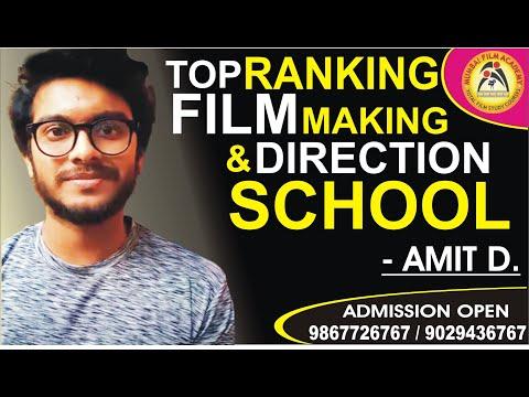 Mumbai Film Academy Students Feedback   Film Institute in India   Best Film School in India  2017.