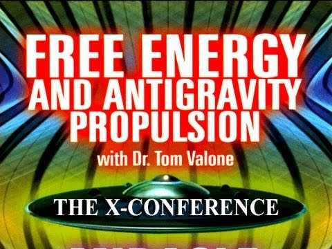 UFO Energy & Propulsion Theory - Dr. Tom Valone LIVE